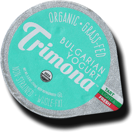 trimona yogurt tin cap