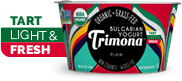 Trimona yogurt cup